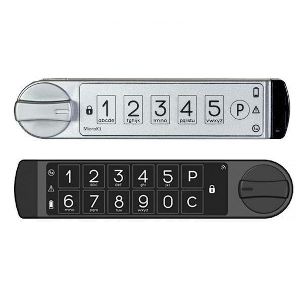 MicroIQ Utility Cam Locks