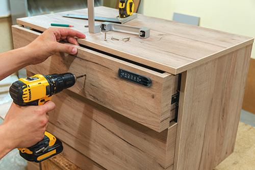 Design and construction smart, keyless locks