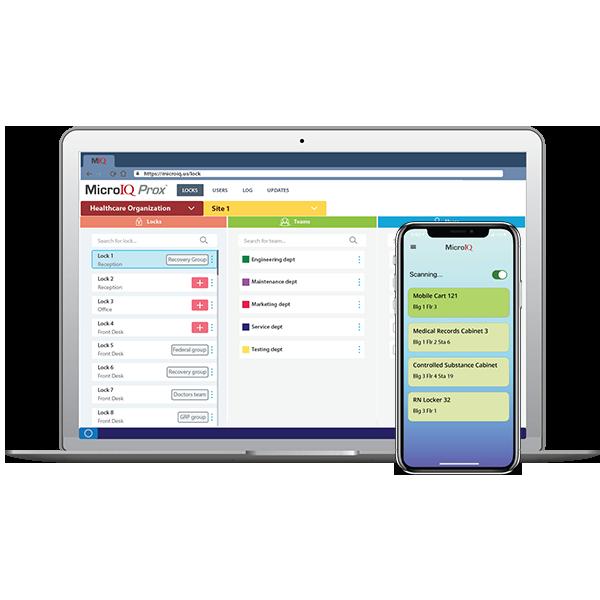 ProxTraq Web Portal